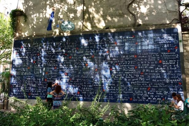 Le Mur des Je t_Aime