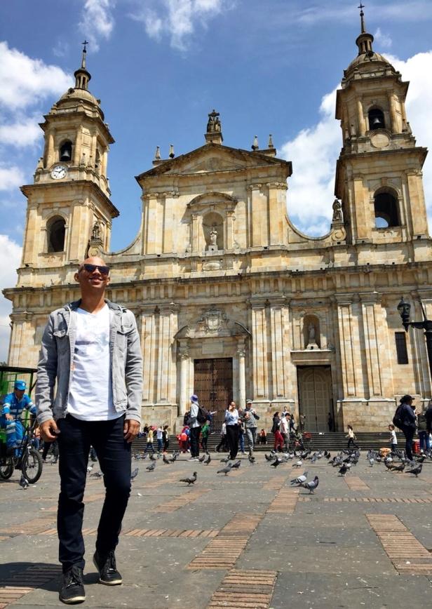 Catedral Primada Bogotá