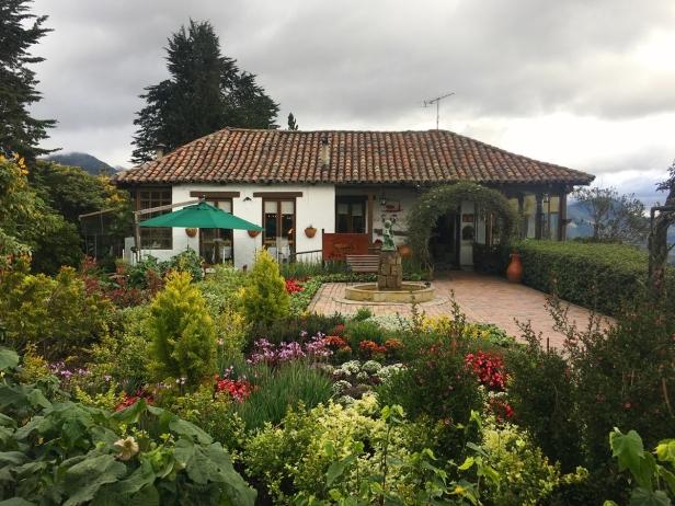 restaurante Casa de San Isidro