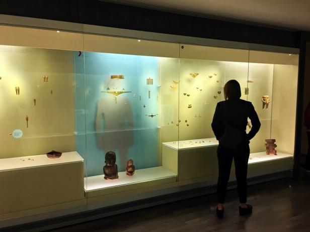 Museo de Oro Bogotá