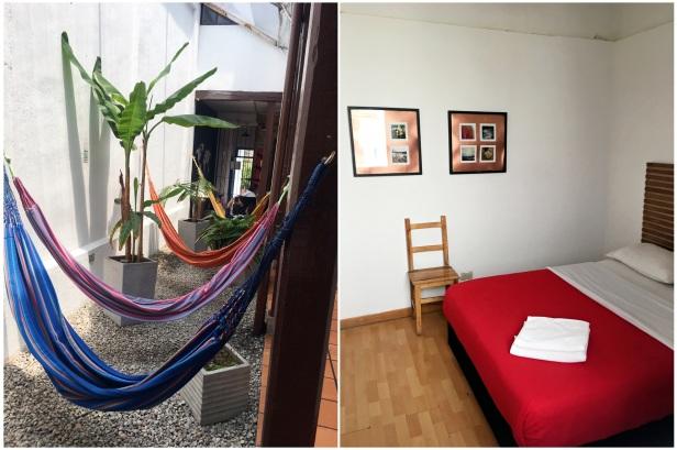 Explora hostel Bogotá