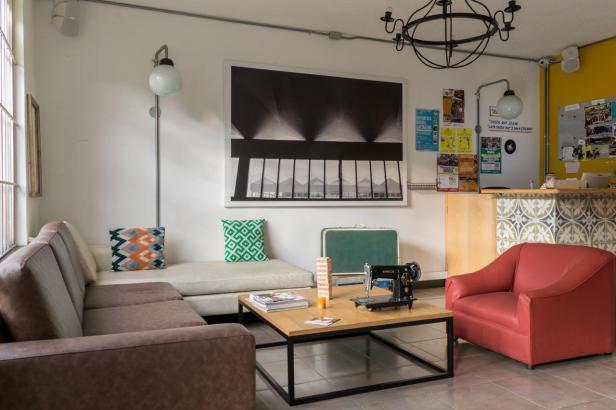 Onde ficar em Bogotá República Hostel