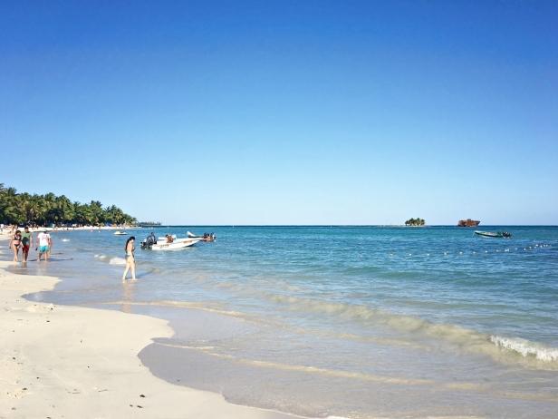 Playa Cocoplum San Andres